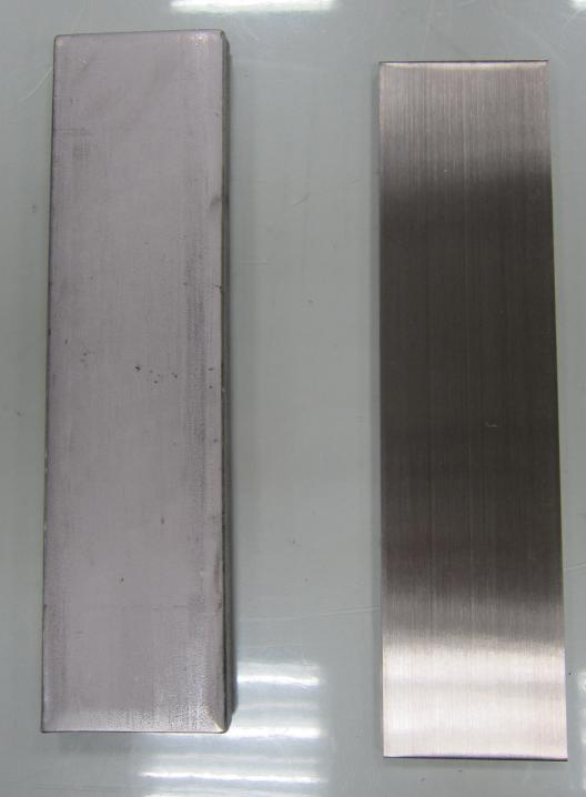 unpolished and polished flat bar, stainless steel flat bar, Maytun International Corp
